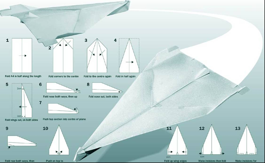 How To Make The Best Paper Airplane For Distance Mycoffeepot Org