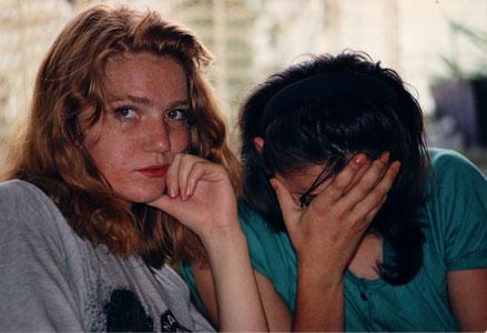 Serbian rape victims