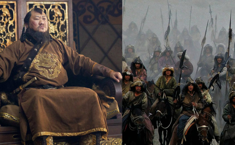 The role of women under the leadership of Genghis Khan